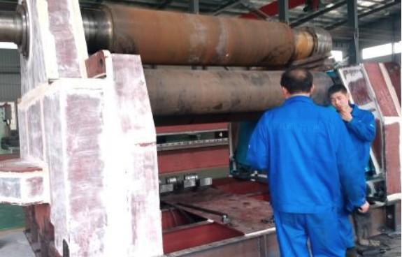 十三五时期卷板机装备制造业的发展目标
