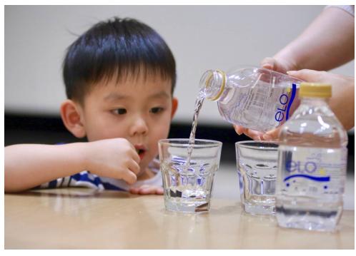 重度污染+流感,幸好有耶露帮忙提高小孩抵抗力 Kr1iu