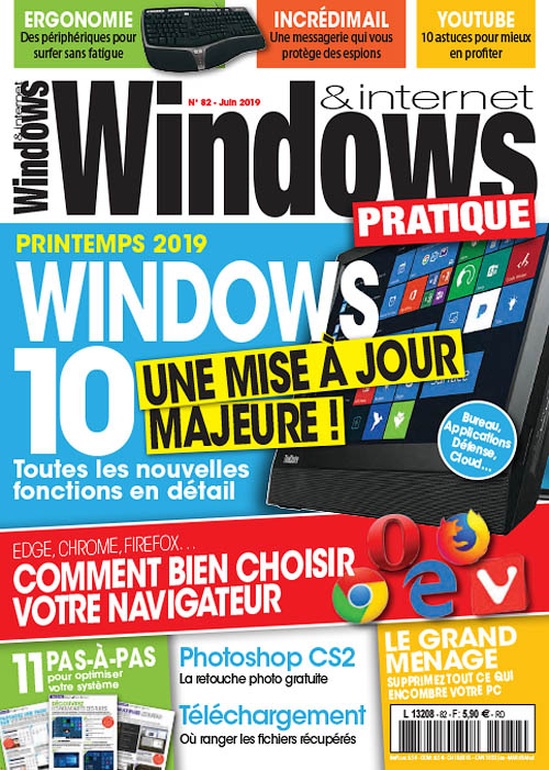 Windows & Internet Pratique - Juin 2019