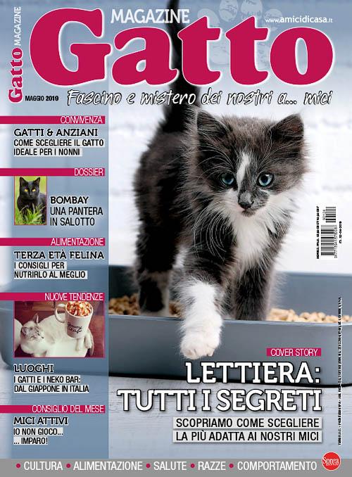 Gatto Magazine - Maggio 2019