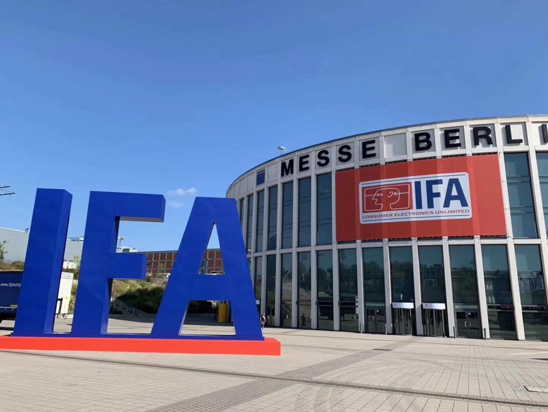 770余家中国企业亮相,从柏林消费...