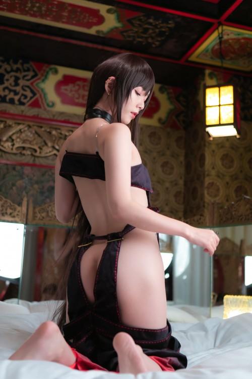 Fate Grand Order Yu Miaoyi Cosplay by Yanase Mitsuki Charmingly Deadly 16