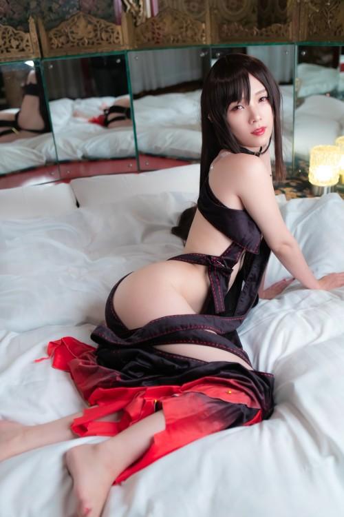 Fate Grand Order Yu Miaoyi Cosplay by Yanase Mitsuki Charmingly Deadly 13