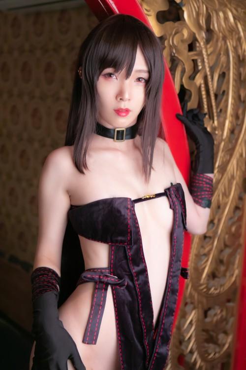 Fate Grand Order Yu Miaoyi Cosplay by Yanase Mitsuki Charmingly Deadly 5