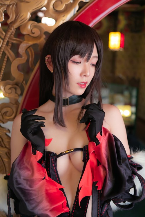 Fate Grand Order Yu Miaoyi Cosplay by Yanase Mitsuki Charmingly Deadly 1