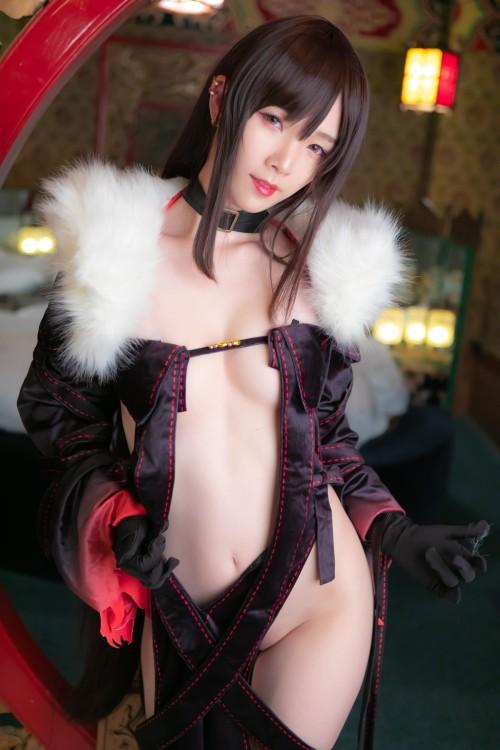 Fate Grand Order Yu Miaoyi Cosplay by Yanase Mitsuki Charmingly Deadly 3