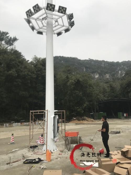 高杆灯升降传动系统重点检查哪些方面