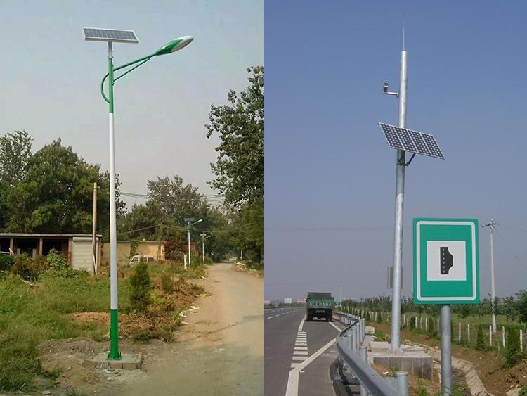 【太阳能路灯安装】怎么知道所在地区是否适合安装太阳能路灯?