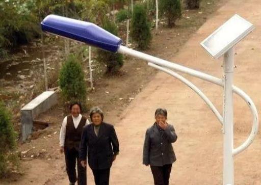 农村安装太阳能路灯,为什么老百姓却不乐意?