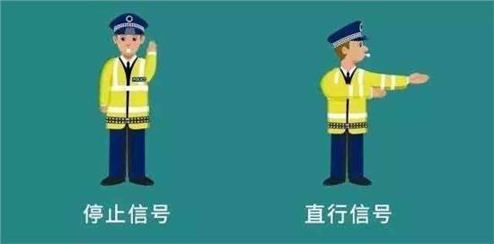 交通信号灯、地面标线、悬挂标示牌不一致该如何应对?