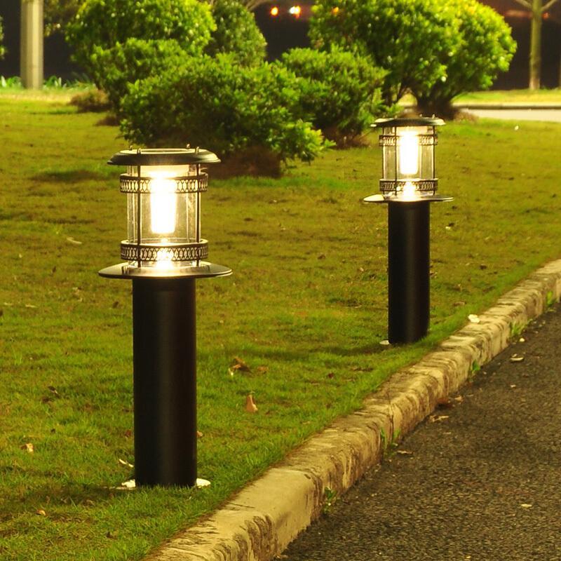 [广东压铸草坪灯厂家]草坪灯有低压的吗