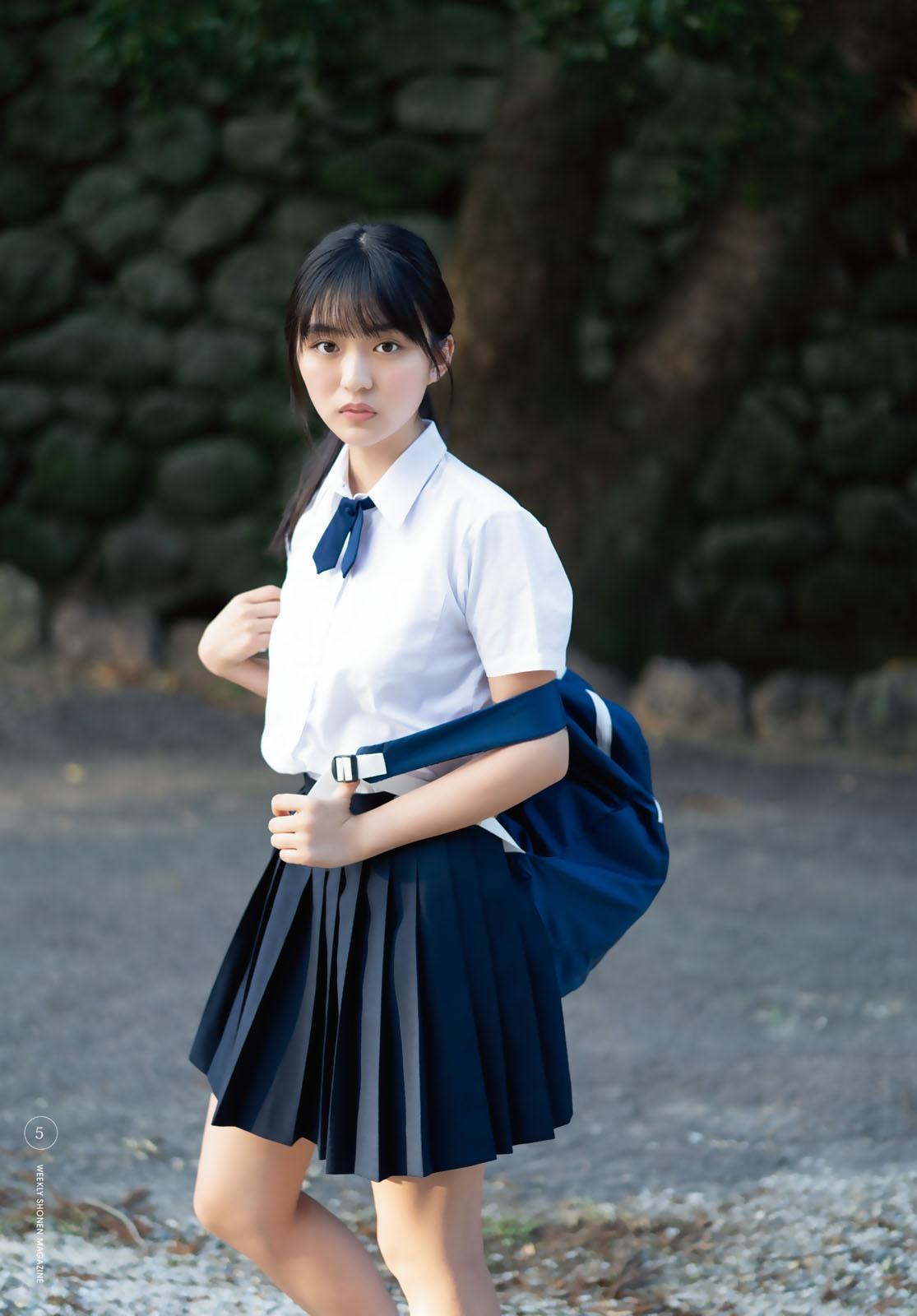 丰田RUNA 少年Magazine