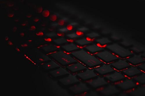 keyboard backlight red 136083 6000x4000