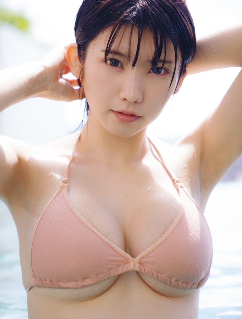 2021年9月10日刊 Enako 井上咲楽 奥山かずさ-Friday-觅爱图